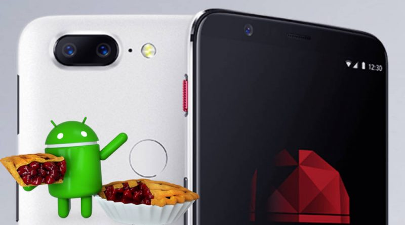 OnePlus 5 OnePlus 5T Android Pie when the OxygenOS 9.0.0 update
