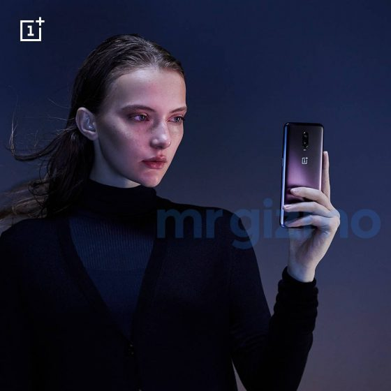 OnePlus 6T Thunder Purple price when premiere where to buy the cheapest in Poland