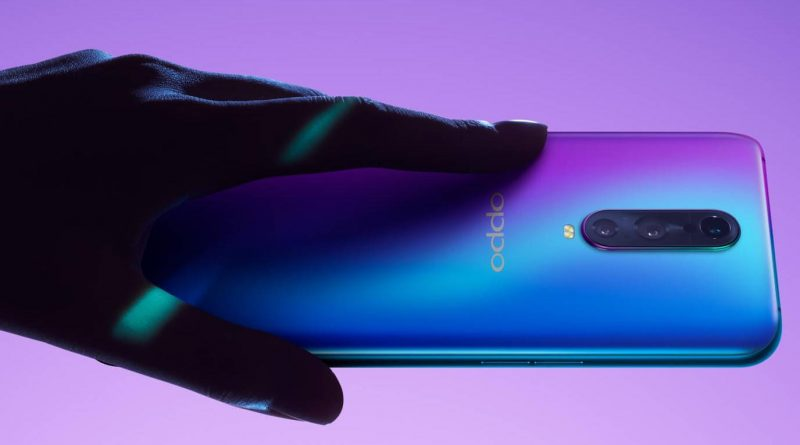 Oppo RX17 Pro officially. He will go to Europe, and for dessert Oppo RX17 Neo