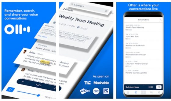 otter najlepsze aplikacje październik 2018 android