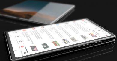 Samsung Galaxy F w bardzo udanym wideo koncepcyjnym
