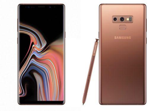Samsung Galaxy Note 9 Metallic Copper w Polsce gdzie kupić najtaniej cena opinie specyfikacja techniczna