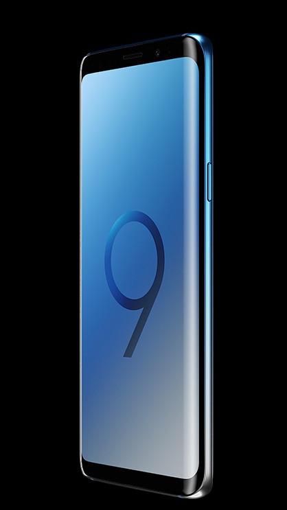Samsung Galaxy S9 Polaris Blue Ice blue nowy kolor smartfon cena gdzie kupić najtaniej w Polsce