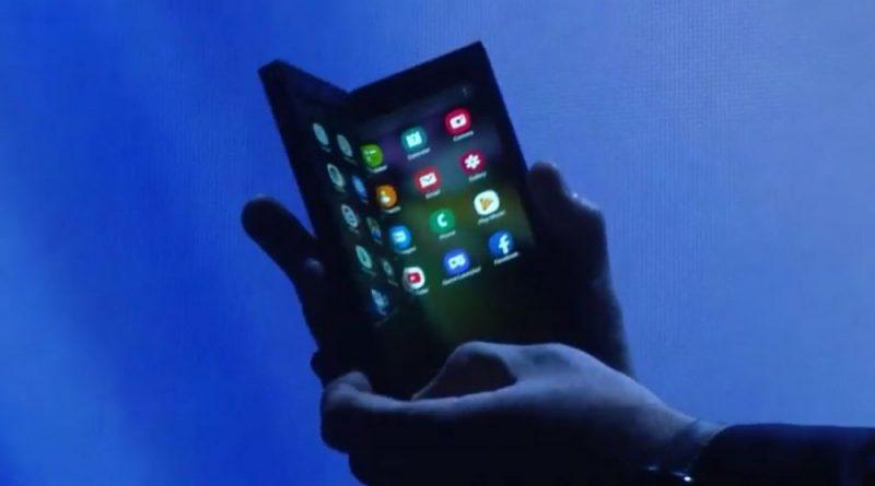 Samsung Galaxy F cena Inifnity Flex opinie kiedy premiera specyfikacja techniczna Samsung Galaxy S10