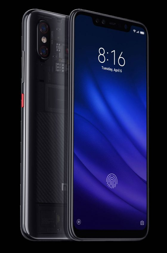 Xiaomi Mi 8 Pro price reviews where to buy the cheapest technical specification in Poland