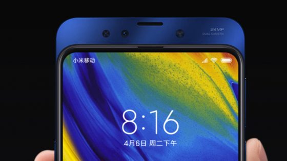 Xiaomi Mi Mix 3 slider housing reviews durability quality specifications