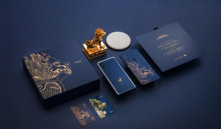 Xiaomi Mi Mix 3 Forbidden City Edition cena kiedy premiera gdzie kupić najtaniej w Polsce opinie specyfikacja techniczna