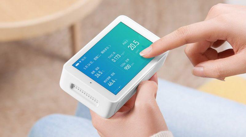 Xiaomi MIJIA Air Quality Detector cena opinie gdzie kupic najtaniej w Polsce czujnik jakości powietrza SMOG