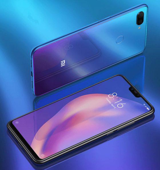 Xiaomi Mi 8 Lite cena opinie gdzie kupić najtaniej w Polsce specyfikacja techniczna