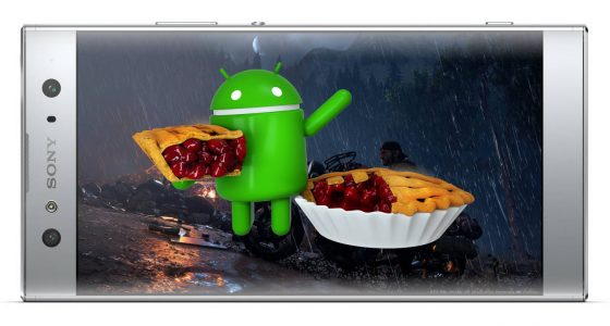 Sony Xperia XZ Premium Xperia XZ1 Compact Android Pie aktualizacja XA2 Ultra