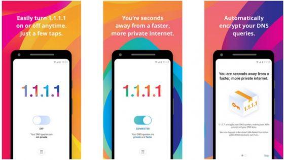 1.1.1.1 najlepsze aplikacje android listopad 2018