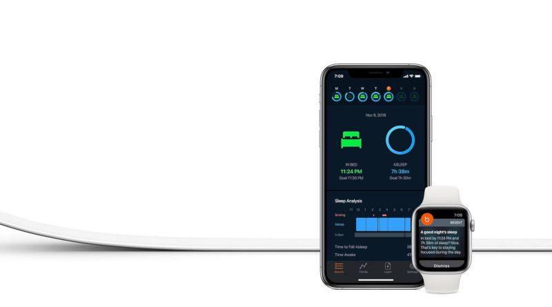 Apple sleep monitor monitor snu beddit