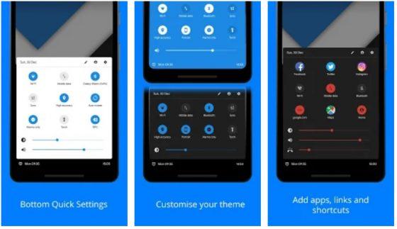 Bottom Quick Settings najlepsze aplikacje grudnia 2018 android sklep play