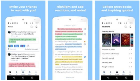 Glose najlepsze aplikacje grudnia 2018 sklep play android