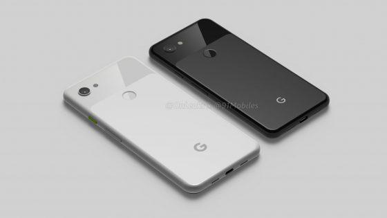 Google Pixel 3 Lite XL renders Onleaks kiedy premiera specyfikacja techniczna opinie cena gdzie kupić najtaniej w Polsce
