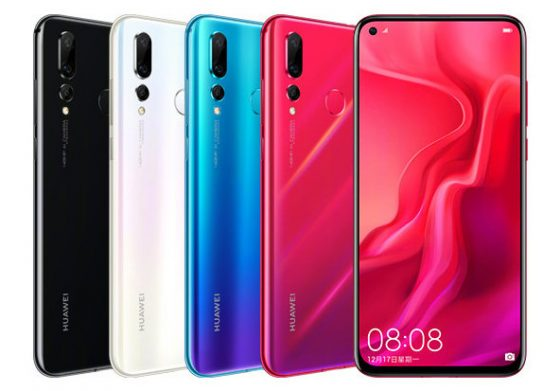 Huawei Nova 4 price technical specification premiere reviews where to buy the cheapest in Poland