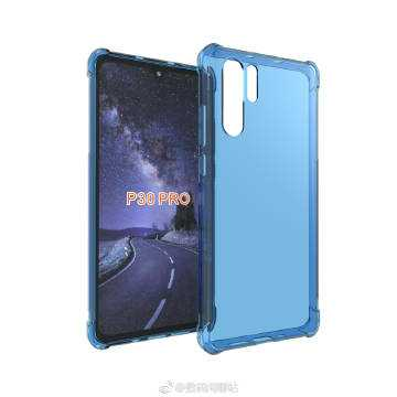 Huawei P30 Pro when the premiere of the camera