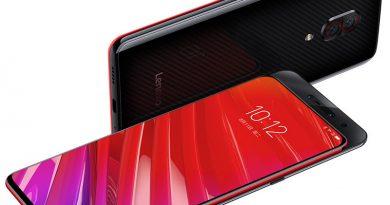 Lenovo Z5 Pro GT oficjalnie. Smartfon z 12 GB RAM i SoC Snapdragon 855