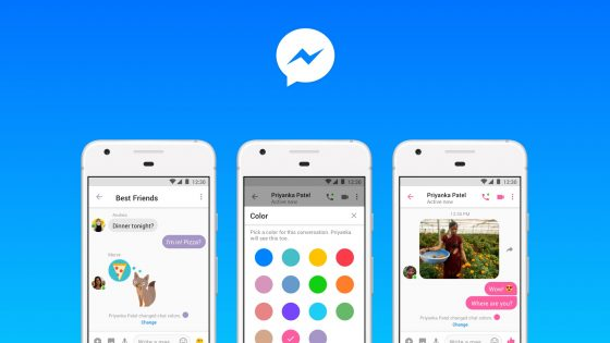 Facebook Messenger Lite nowe opcje