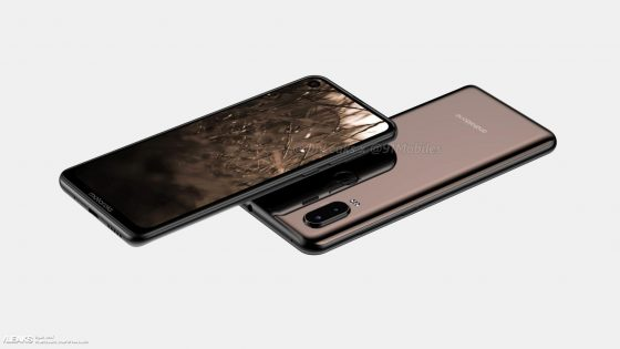 Motorola Moto P40 rendery when the premiere technical specification