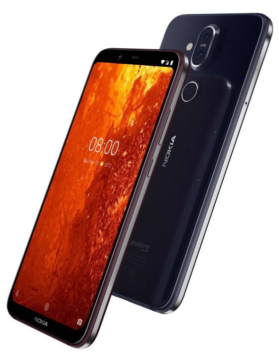 Nokia 8.1 cena premiera specyfikacja techniczna opinie gdzie kupić najtaniej w Polsce