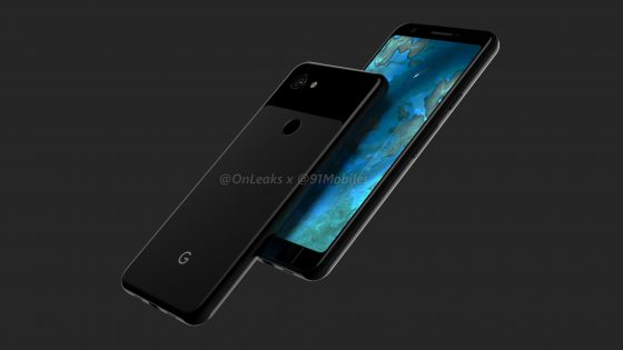 Google Pixel 3 Lite XL renders Onleaks when the premiere technical specification reviews the price where to buy the cheapest in Poland