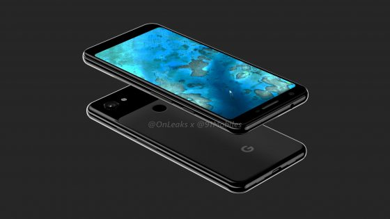 Google Pixel 3 Lite and Pixel 3 Lite XL on Onleaks renders