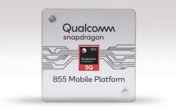 Qualcomm Snapdragon 855 kiedy premiera specyfikacja techniczna procesor SoC ARM