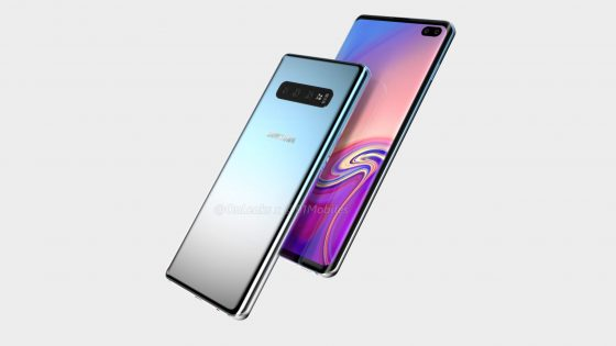 Samsung Galaxy S10 Plus renders Onleaks when the premiere technical specification when you can buy in Poland