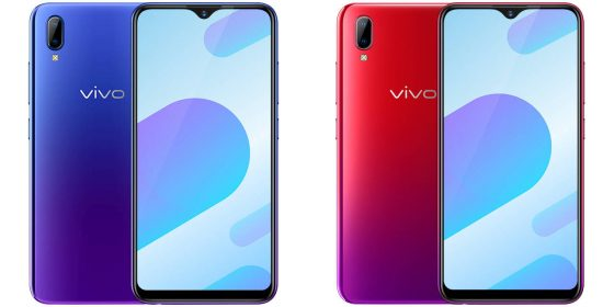 Vivo Y93s price premiere technical specification where to buy the cheapest reviews in Poland