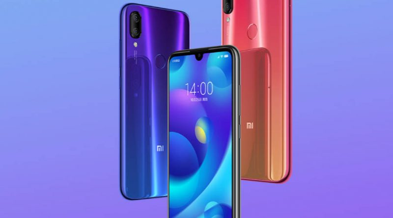 Xiaomi Mi Play from today on sale. We will wait in Poland, however