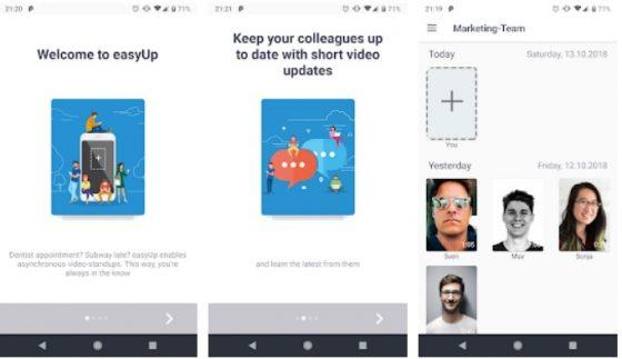 easyup najlepsze aplikacje android 2018 listopad
