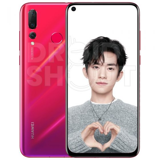Huawei Nova 4 renders when the premiere of technical specifications