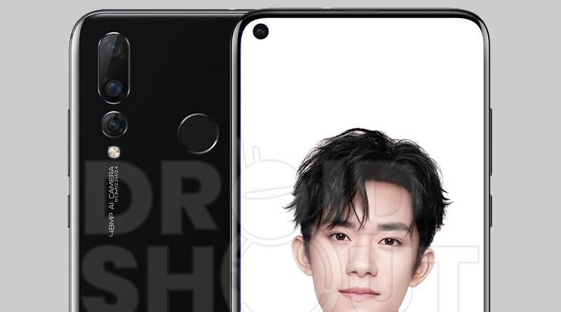 Huawei Nova 4 rendery kiedy premiera specyfikacja techniczna