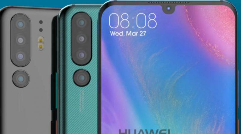 Huawei P30 Pro koncept kiedy premiera specyfikacja techniczna opinie wideo