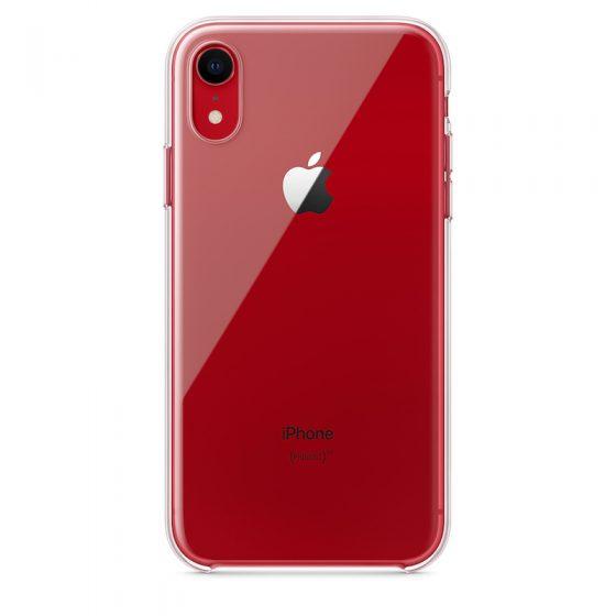 Apple przezroczyte etui clear case iPhone Xr cena opinie gdzie kupić najtaniej w Polsce