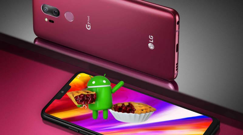 LG G7 ThinQ kiedy aktualizacja Android Pie w Polsce