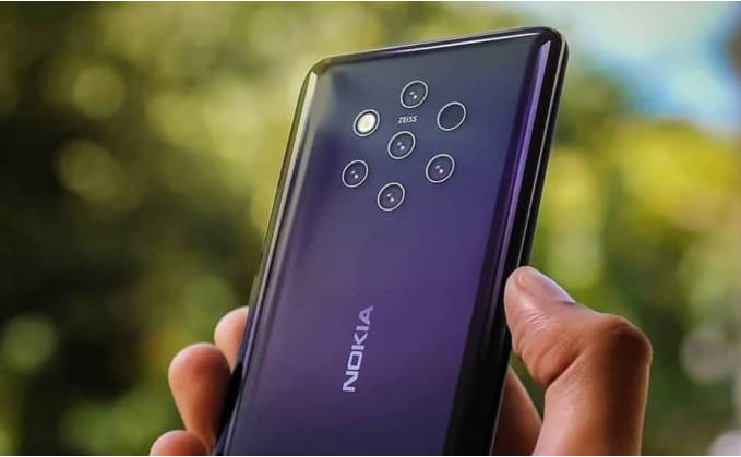 Nokia 9 is now close. The premiere may take place next month