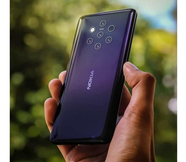 Nokia 9 kiedy premiera zdjęcie przecieki plotki specyfikacja techniczna cena oponie gdzie kupić najtaniej w Polsce MWC 2019