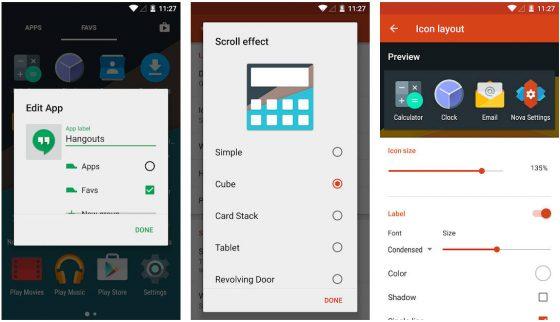 nova launcher prime Android promocja