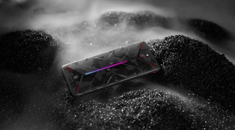 ZTE Nubia Red Magic Mars cena opinie specyfikacja techniczna gdzie kupić najtaniej w Polsce