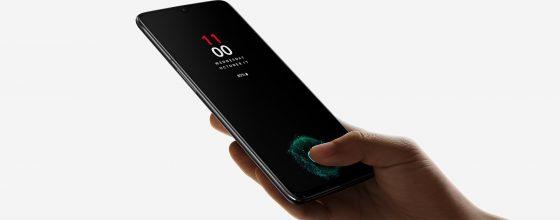 OnePlus 6T Screen Unlock czytnik linii papilarnych na ekranie opinie