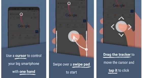 reachability curson android aplikacje listopad 2018