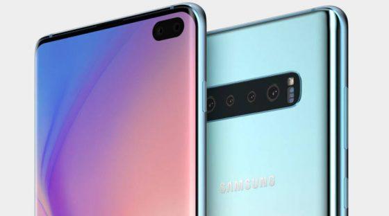 Samsung Galaxy S10 Plus 5G rendery Onleaks kiedy premiera specyfikacja techniczna opinie