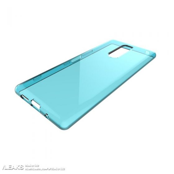 Sony Xperia XZ4 when the premiere at MWC 2019 case reviews technical specifications