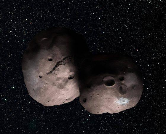 Sonda kosmiczna New Horizons Ultima Thule Pas Kuipera kosmos gdzie oglądać live stream