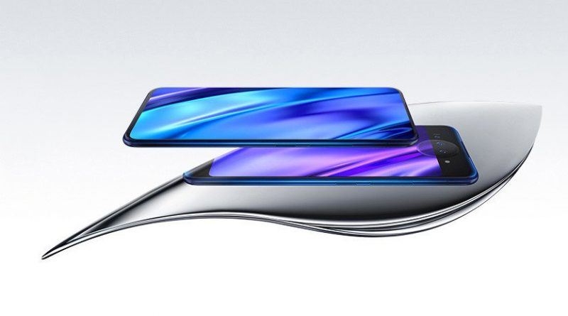 Vivo Nex 2 on official renders. It looks really good
