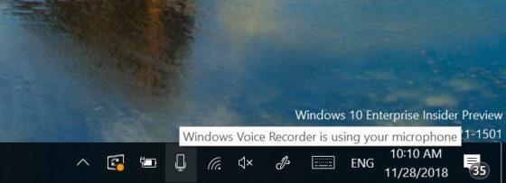 Windows 10 19H1 kiedy aktualizacja dla wszystkich aplikacje mikrofon