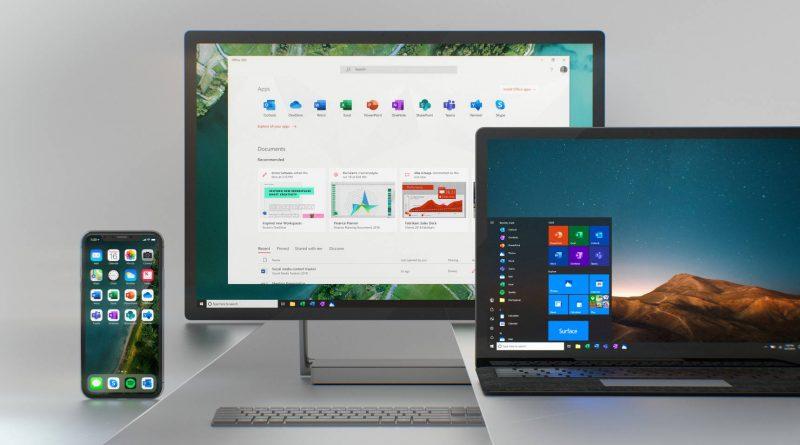 Windows 10 19H1 Microsoft Office kiedy nowe ikony