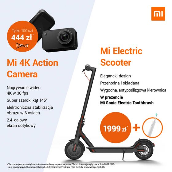 Xiaomi store. Mi Store. Katowice Galeria Katowice. What will be the discount offers for the competition